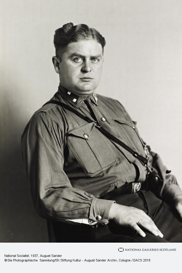 August Sander, National Socialist, 1937-8 (1937 - 1938)