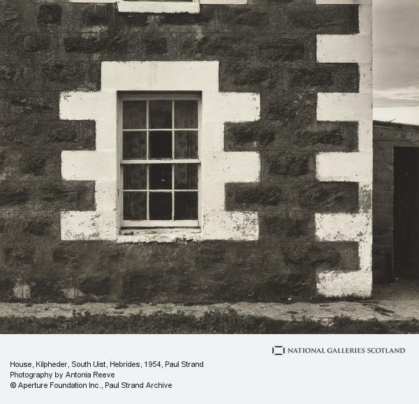 Paul Strand, House, Kilpheder, South Uist, Hebrides