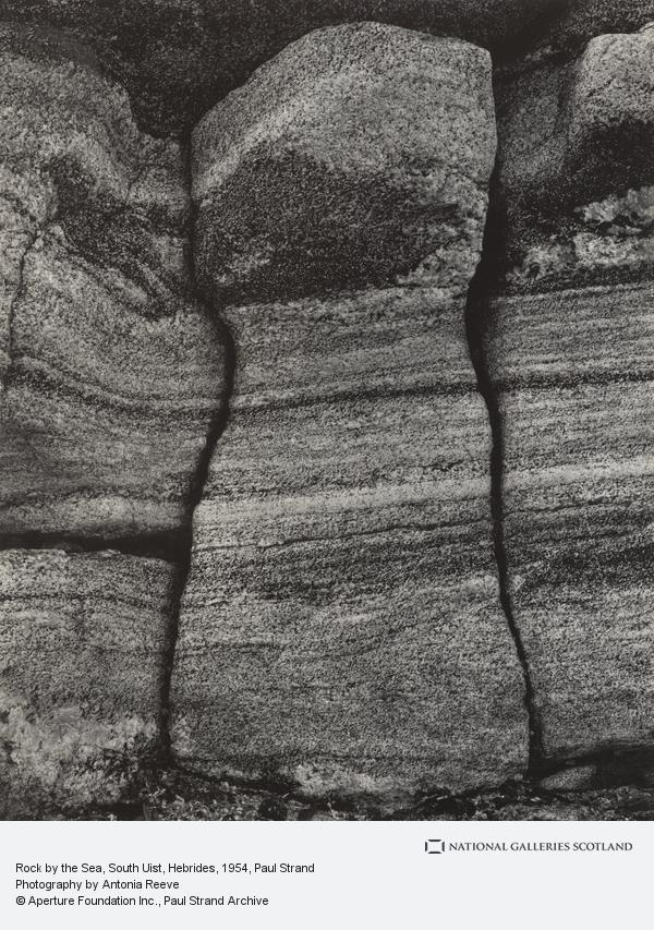 Paul Strand, Rock by the Sea, South Uist, Hebrides