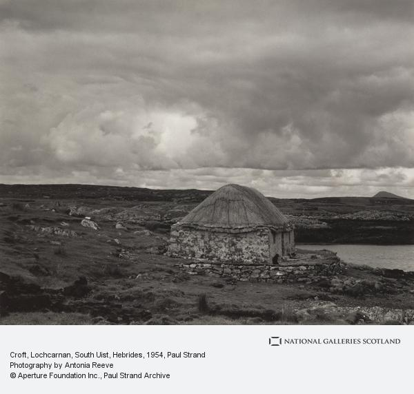 Paul Strand, Croft, Lochcarnan, South Uist, Hebrides