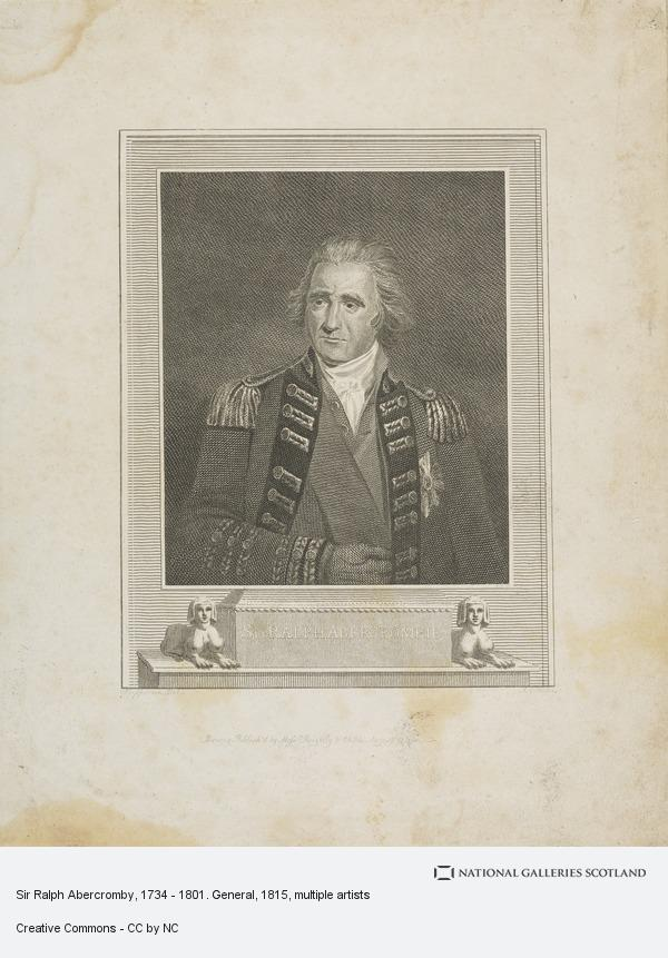 J.G. Walker, Sir Ralph Abercromby, 1734 - 1801. General