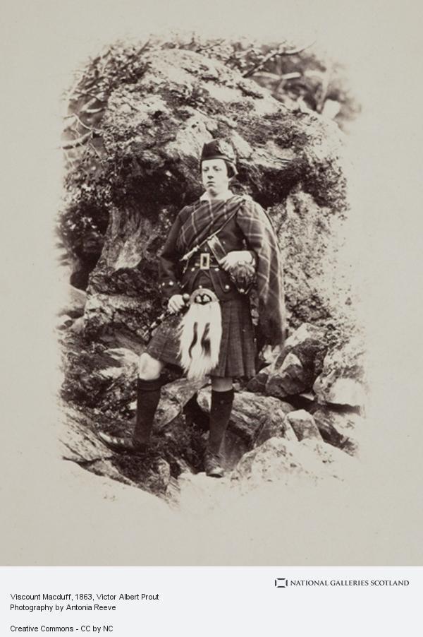 Victor Albert Prout, Viscount Macduff