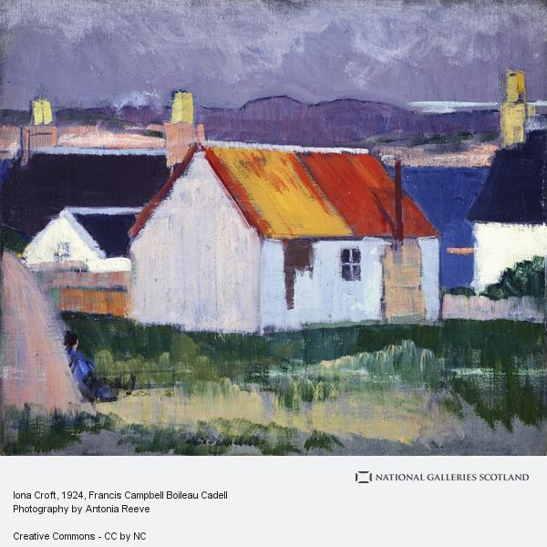 Francis Campbell Boileau Cadell, Iona Croft