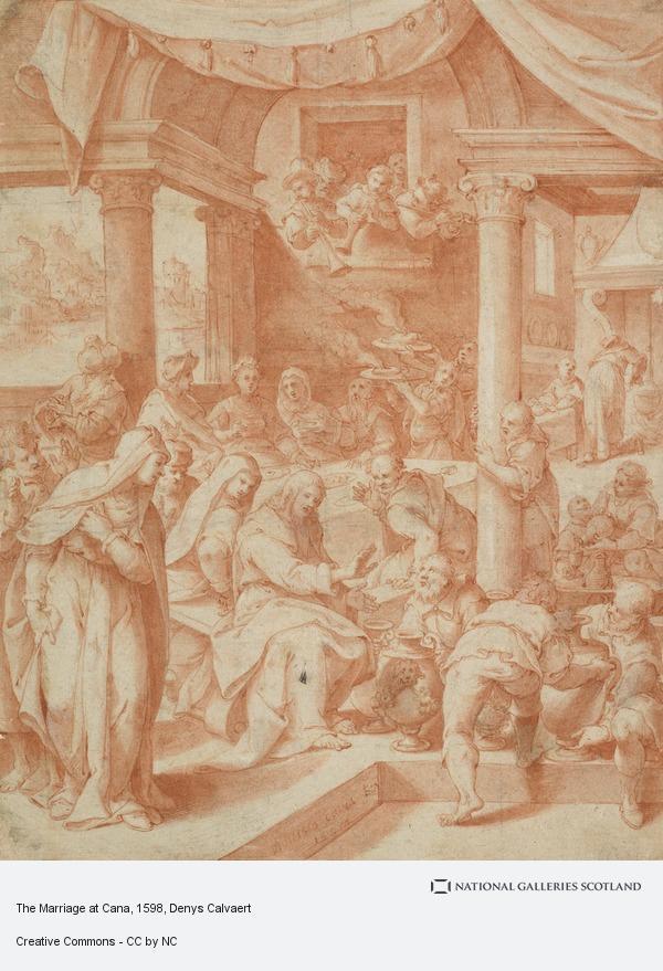 Denys Calvaert, The Marriage at Cana