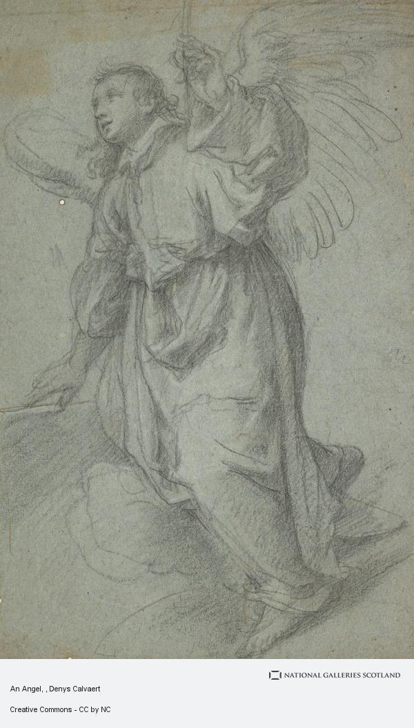 Denys Calvaert, An Angel