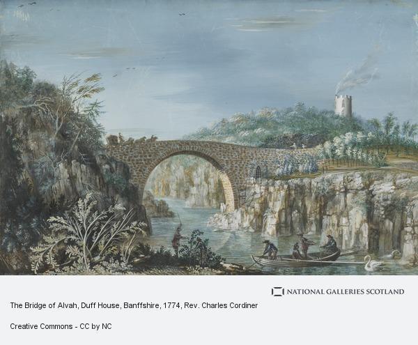 Rev. Charles Cordiner, The Bridge of Alvah, Duff House, Banffshire