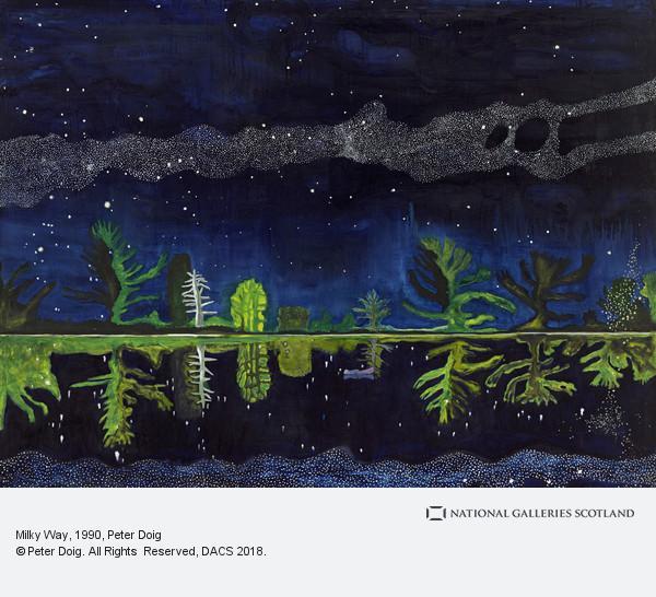 Peter Doig, Milky Way