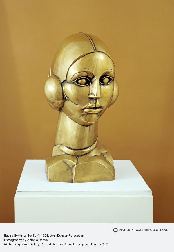 brass head