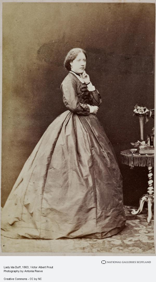 Victor Albert Prout, Lady Ida Duff