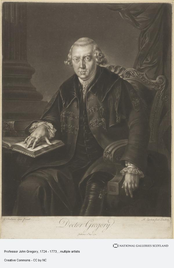 d27bf33a Professor John Gregory, 1724 - 1773 | National Galleries of Scotland