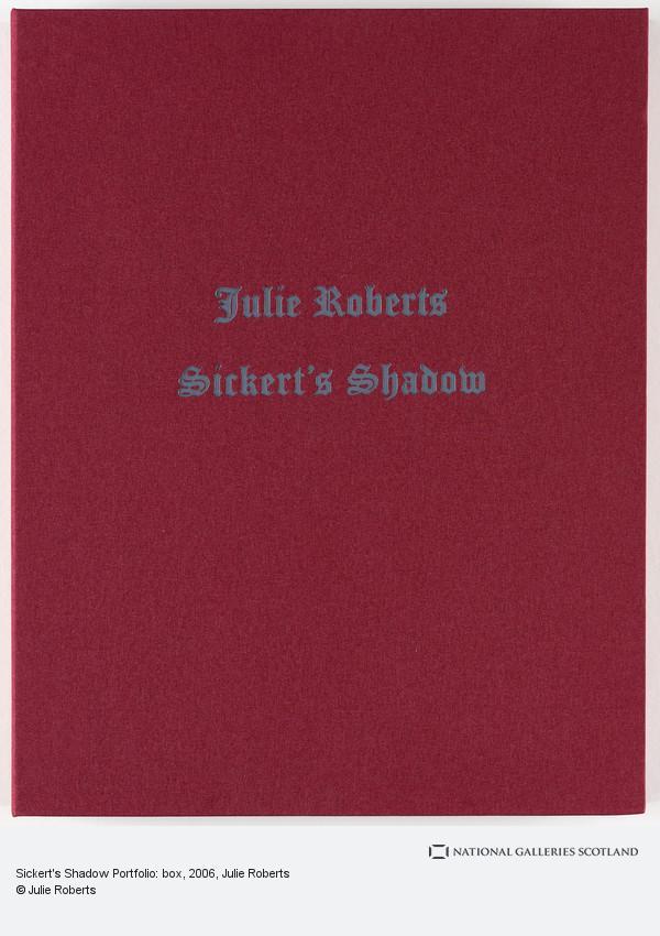 Julie Roberts, Sickert's Shadow Portfolio: box
