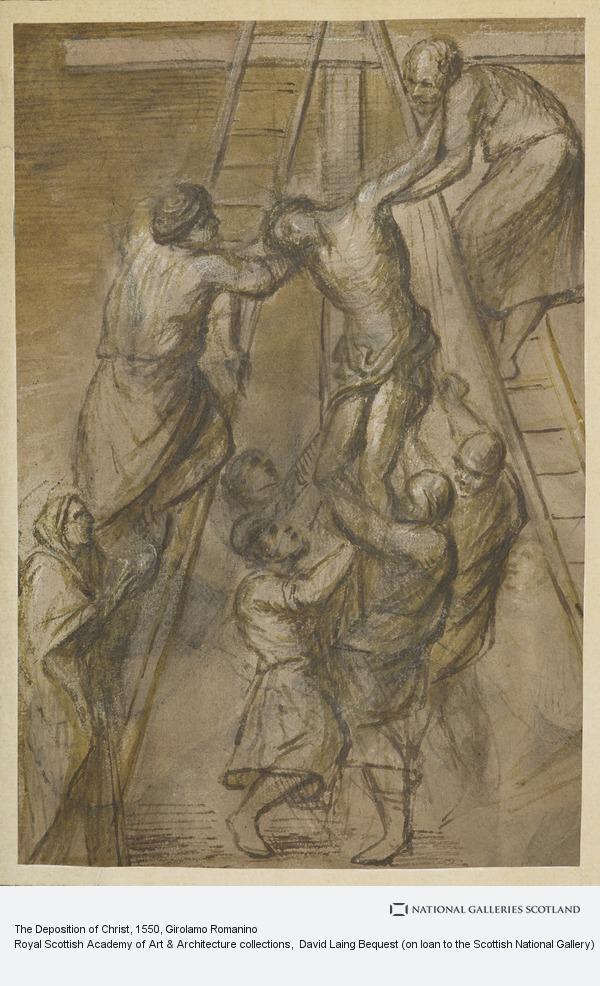 Girolamo Romanino, The Deposition of Christ