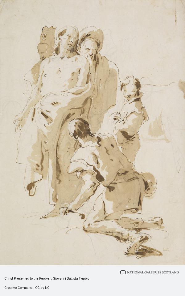 Giovanni Battista Tiepolo, Christ Presented to the People