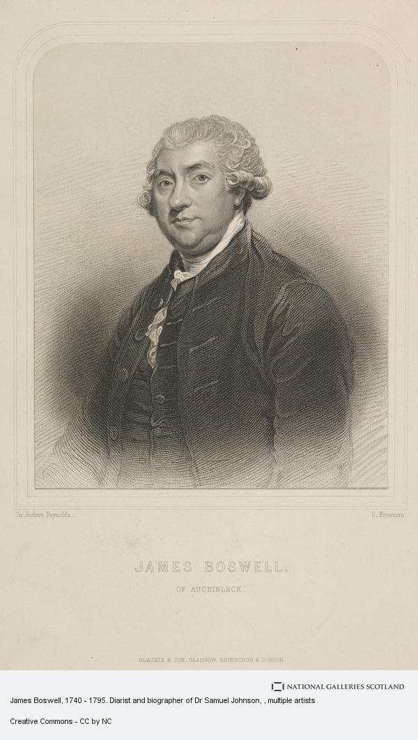 boswell as a biographer The next year, johnson befriended boswell, his future biographer johnson fulfilled an overdue contract and published his.