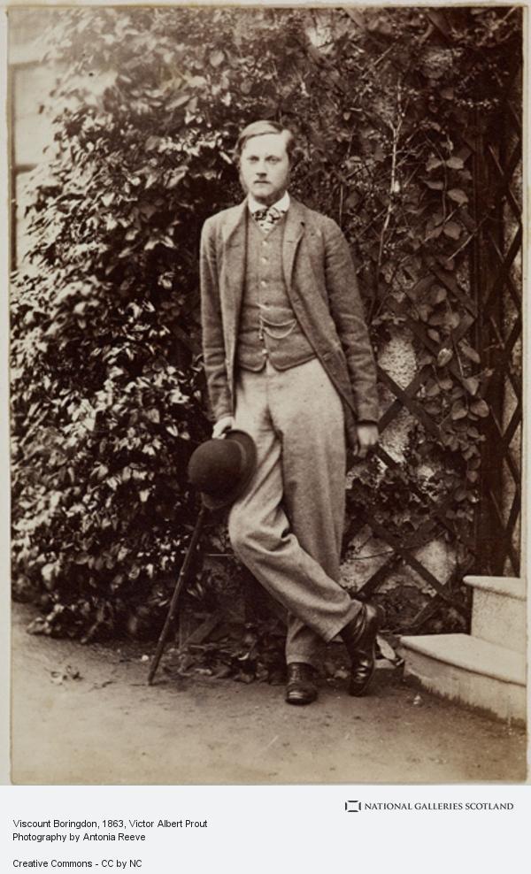 Victor Albert Prout, Viscount Boringdon