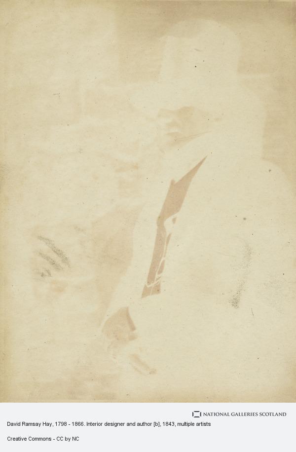 Robert Adamson, David Ramsay Hay, 1798 - 1866. Interior designer and author [b]