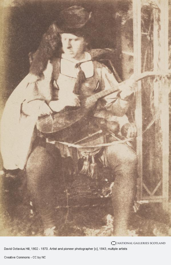 Robert Adamson, David Octavius Hill, 1802 - 1870. Artist and pioneer photographer [c]