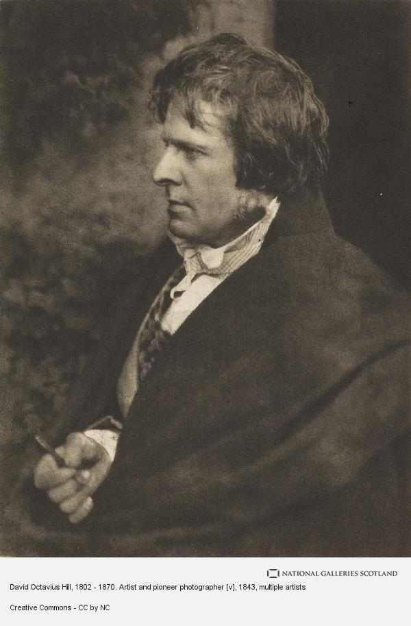 David Octavius Hill, David Octavius Hill, 1802 - 1870. Artist and pioneer photographer [v]