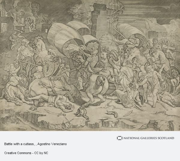 Agostino Musi, Battle with a cutlass