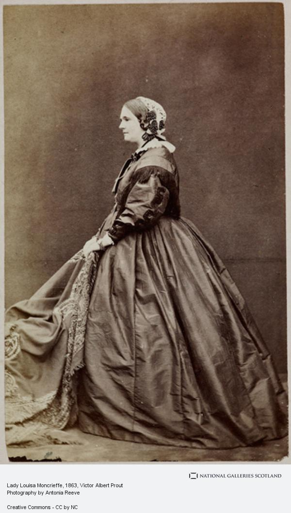 Victor Albert Prout, Lady Louisa Moncrieffe
