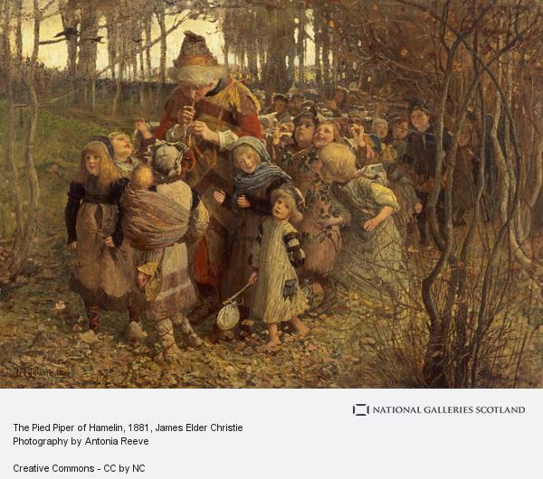 James Elder Christie, The Pied Piper of Hamelin
