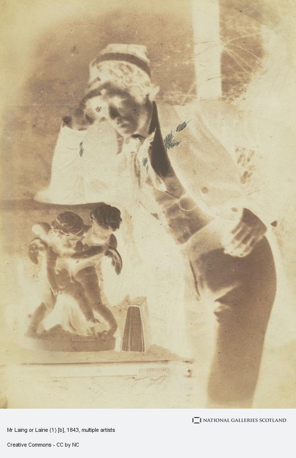 Robert Adamson, Mr Laing or Laine (1) [b]