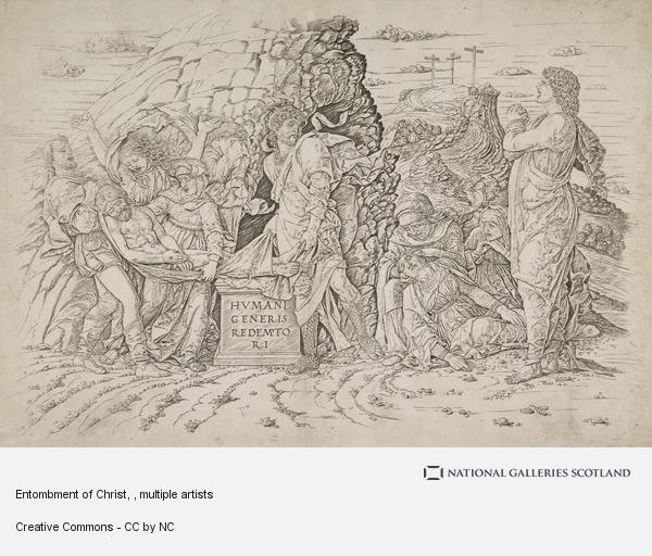 Andrea Mantegna, Entombment of Christ