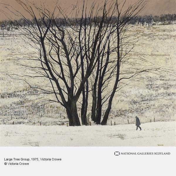 Victoria Crowe, Large Tree Group