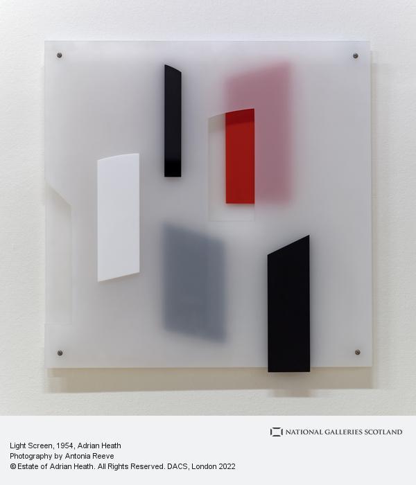 Adrian Heath, Light Screen