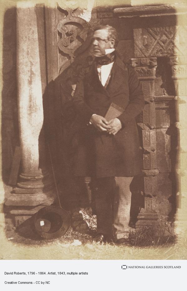 Robert Adamson, David Roberts, 1796 - 1864. Artist