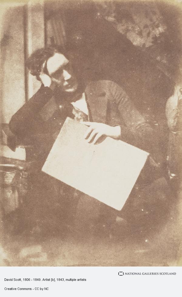 Robert Adamson, David Scott, 1806 - 1849. Artist [b]