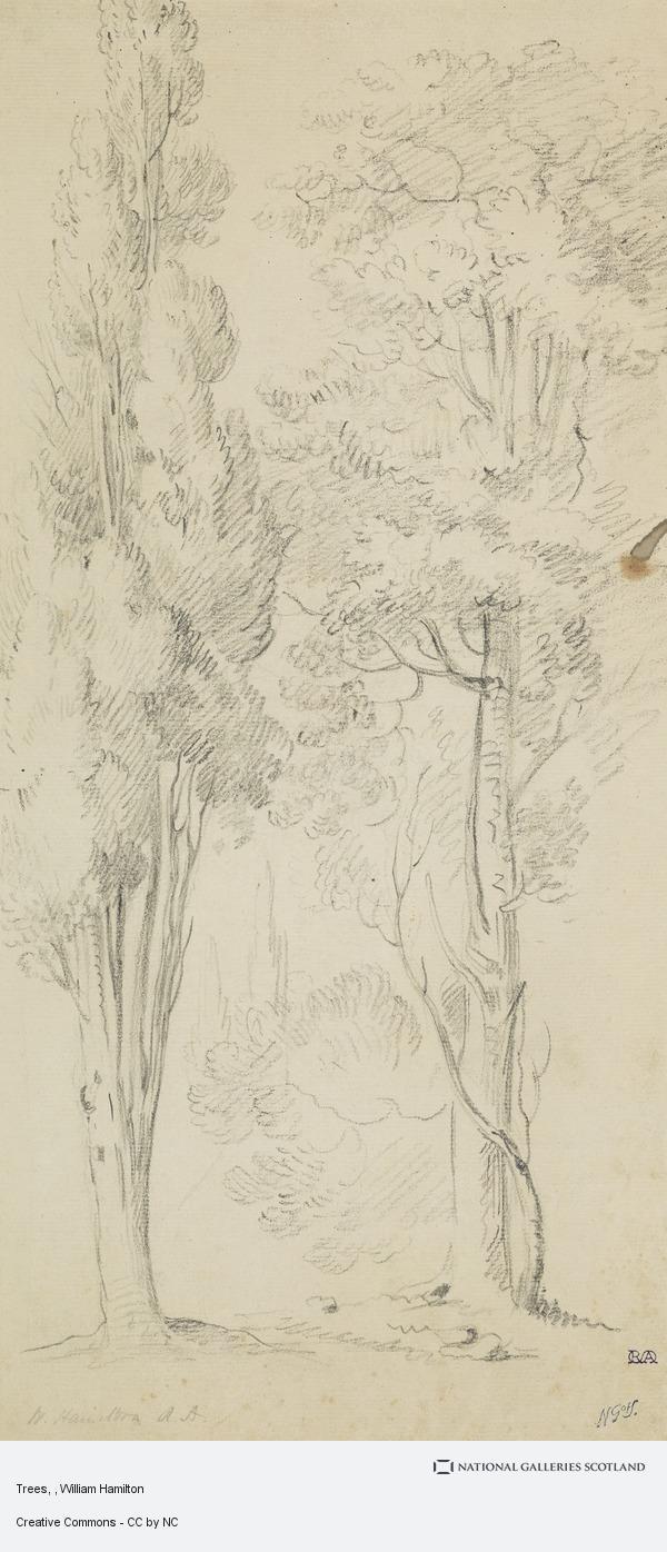 William Hamilton, Trees