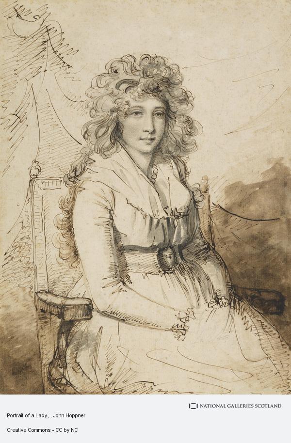John Hoppner, Portrait of a Lady
