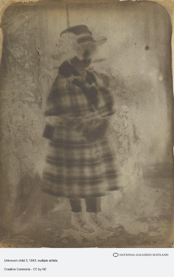 David Octavius Hill, Unknown child 3
