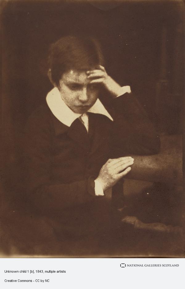 David Octavius Hill, Unknown child 1 [b]