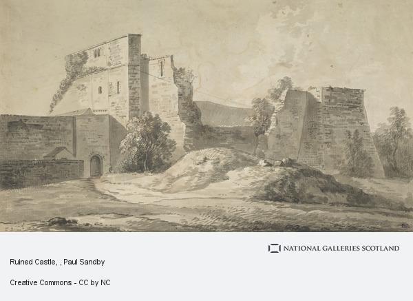Paul Sandby, Ruined Castle