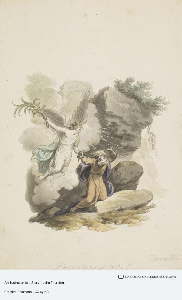 John Thurston, An Illustration to a Story