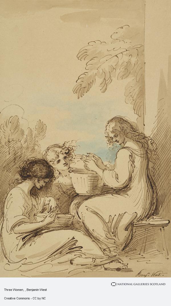 Benjamin West, Three Women