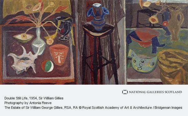 Sir William Gillies, Double Still Life
