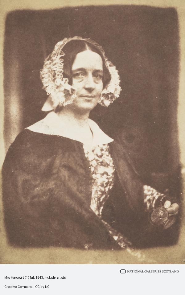 Robert Adamson, Mrs Harcourt (1) [a]