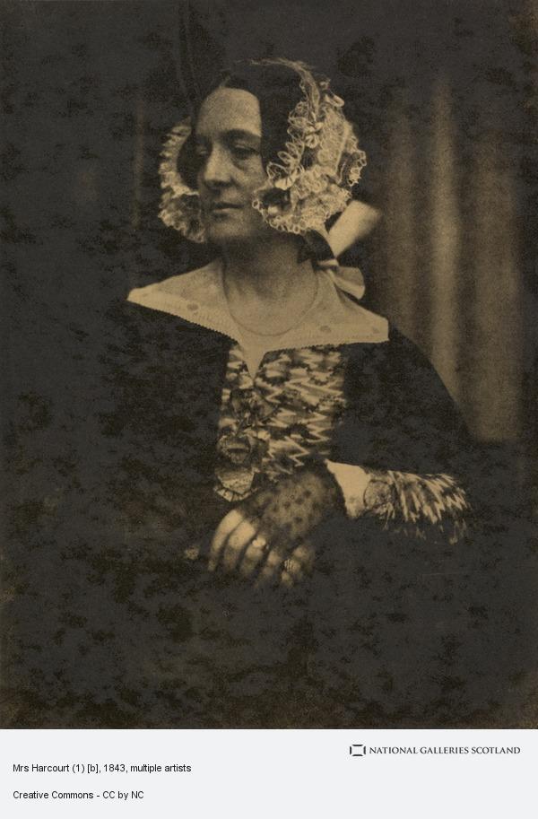 Robert Adamson, Mrs Harcourt (1) [b]