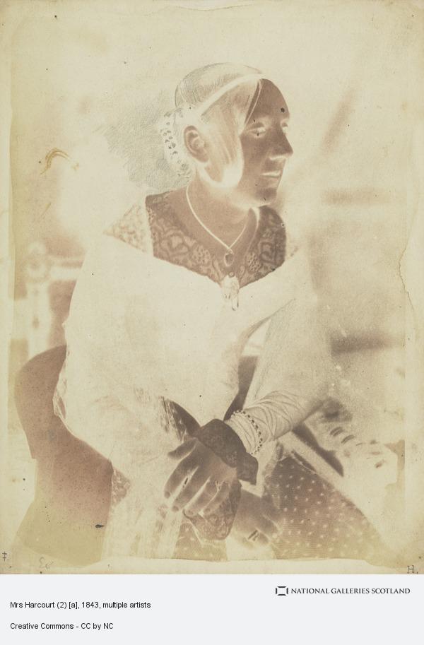 Robert Adamson, Mrs Harcourt (2) [a]