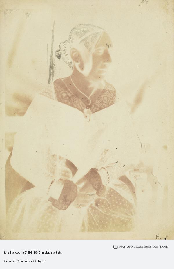 Robert Adamson, Mrs Harcourt (2) [b]