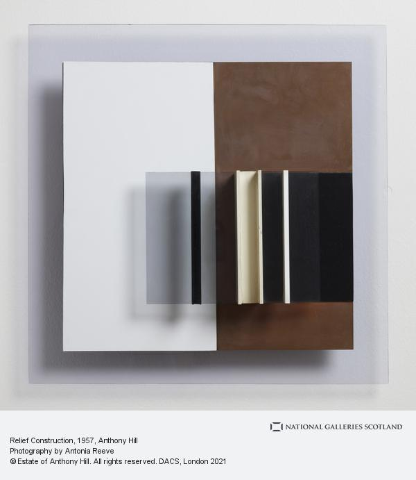Anthony Hill, Relief Construction