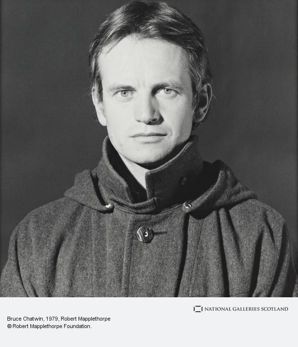 Image result for Bruce Chatwin