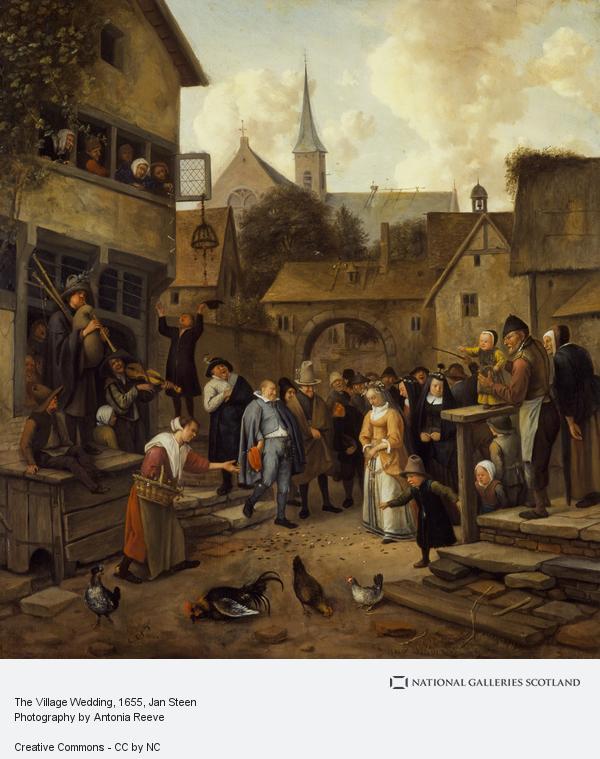 Jan Steen, The Village Wedding