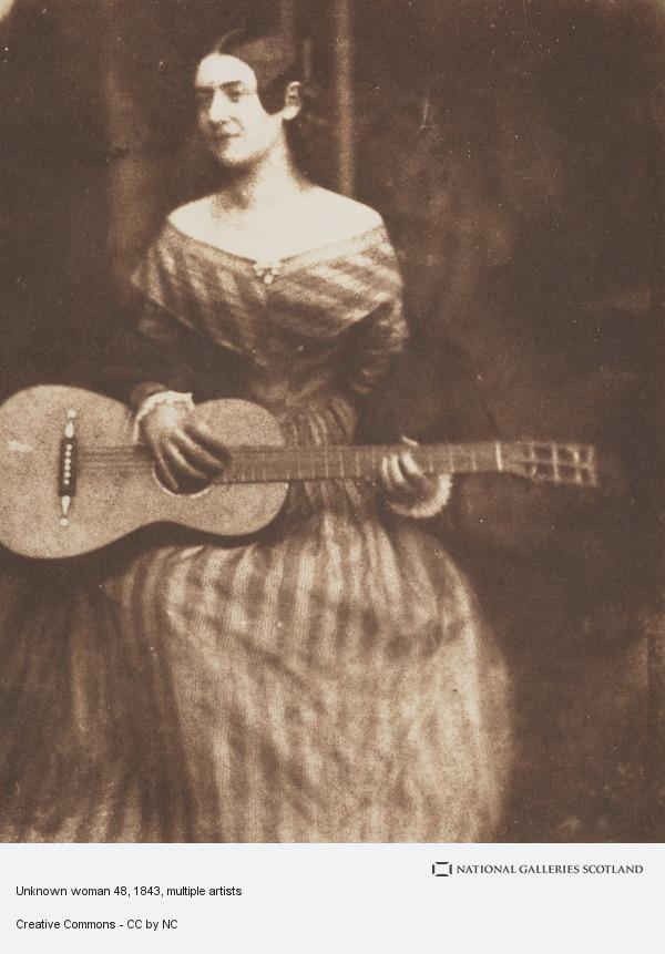 David Octavius Hill, Unknown woman 48
