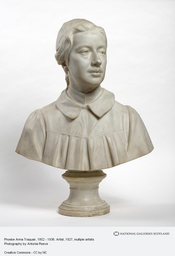 James Pittendrigh MacGillivray, Phoebe Anna Traquair, 1852 - 1936. Artist