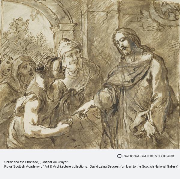 Gaspar de Crayer, Christ and the Pharisee