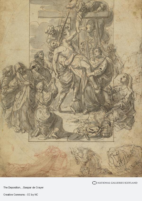 Gaspar de Crayer, The Deposition
